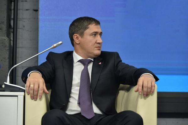 Дмитрий Махонин: «Задача — делать всё, что улучшает жизнь каждого жителя Пермского края»