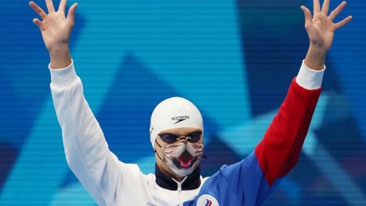 Пловец Евгений Рылов принес России девятое золото и установил олимпийский рекорд