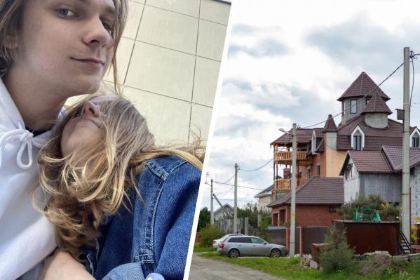 Фёдора Хижина в августе 2020 года привезла в центр его мать