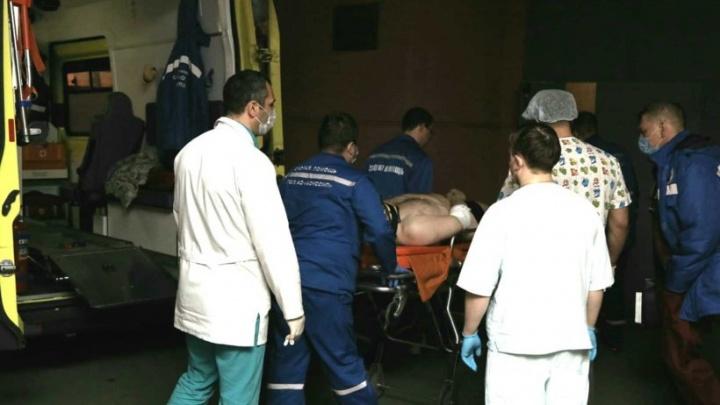 «Пациенты в сознании»: архангельские медики рассказали о состоянии пострадавших в крушении вертолета