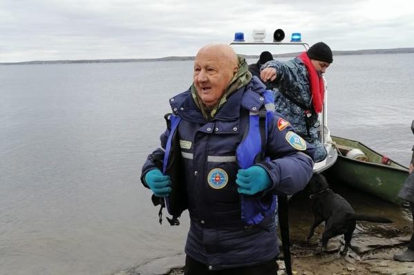Бывший моряк два дня провел на острове на озере Аргази