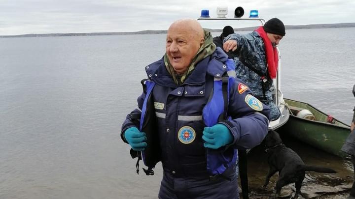 Спасатели пришли на помощь бывшему моряку, двое суток пробывшему Робинзоном Крузо на Аргази