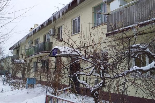 Три года назад в доме на улице Московской заменили все трубы