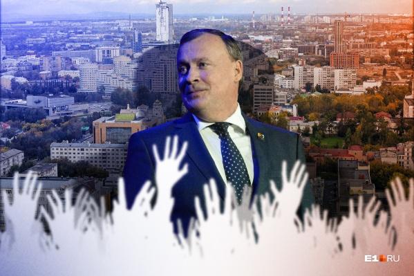 Алексей Орлов ответит на вопросы в прямом эфире