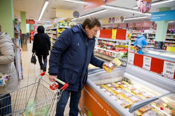 Почему в Ярославле поднялись цены на продукты