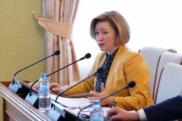 Ленара Хакимовна удивляет жителей Башкирии не в первый раз своими высказываниями
