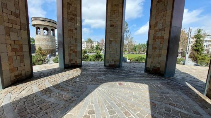 В кемеровском Парке Ангелов пропал инструмент с именами погибших в «Зимней вишне»: комментарий мэрии