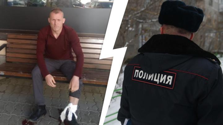 Полиция простила дебошира с ножами, который устроил погром в баре в центре Екатеринбурга