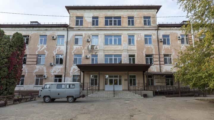 «Число коек интенсивной терапии увеличим вдвое»: в Волгограде психбольница вновь станет инфекционным госпиталем
