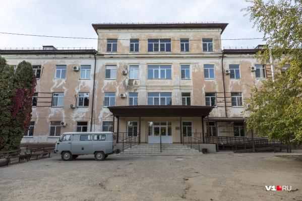 Онкодиспансер в Михайловке снова становится инфекционным госпиталем