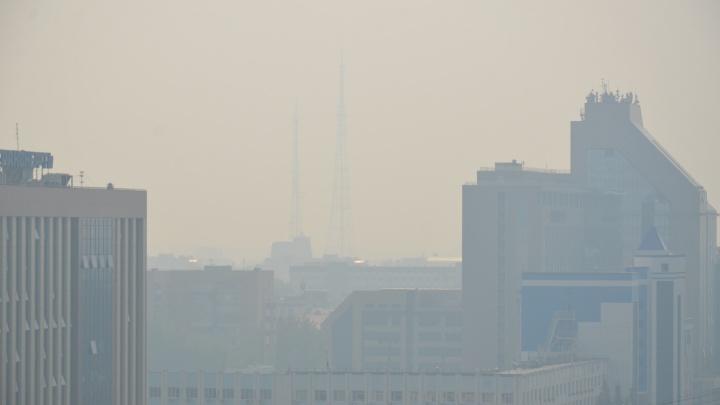 Роспотребнадзор взял пробы тюменского воздуха. Есть ли вредные вещества?
