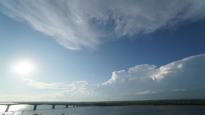 МЧС предупреждает о сильном ветре в Прикамье