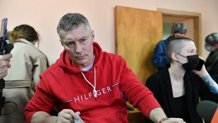 Евгению Ройзману грозит арест за организацию митингов