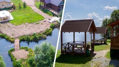 С рыбалкой, арендой лодок или в кемпинге: 10 турбаз Прикамья, где можно отдохнуть у воды