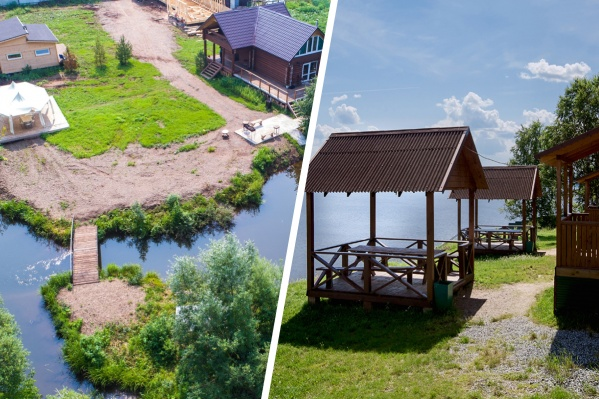 Для многих речка или пруд — это обязательное условие летнего отдыха