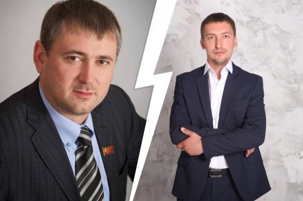 Представитель «Справедливой России» (справа) опроверг поспешное заявление лидера «Патриотов»