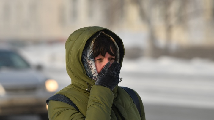 На Урале температура воздуха на 18 градусов ниже нормы. Но морозы и метели уйдут в ближайшие два дня
