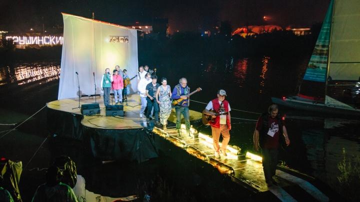 Грушинский фестиваль проведут с COVID-ограничениями
