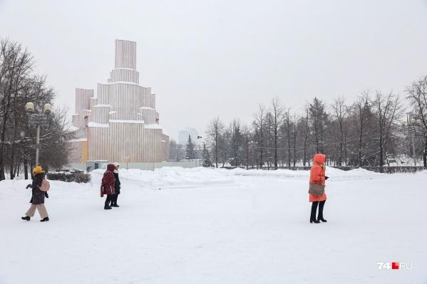 Памятник Александру II планируют установить рядом с Александро-Невской церковью, которую сейчас реконструируют