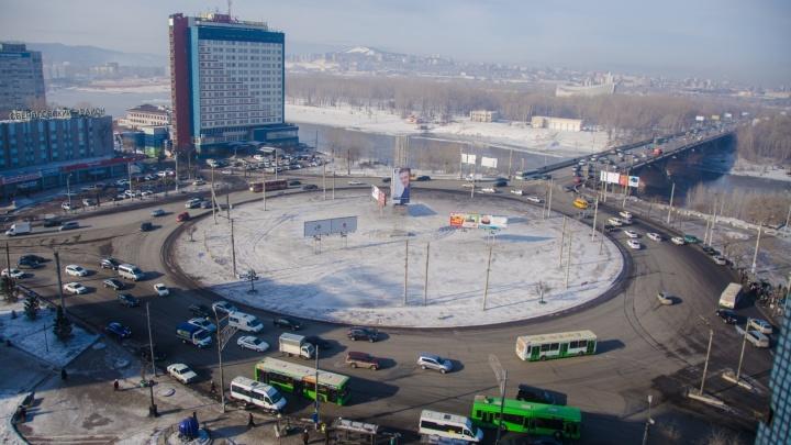 «Списали учебник по урбанистике»: в Красноярске выбрали концепции благоустройства Предмостной площади