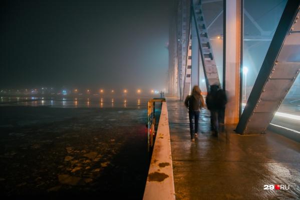 Ремонт моста возобновили 5 января