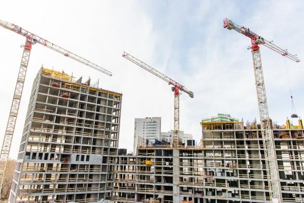 Рынок недвижимости Екатеринбурга один из самых конкурентных и насыщенных