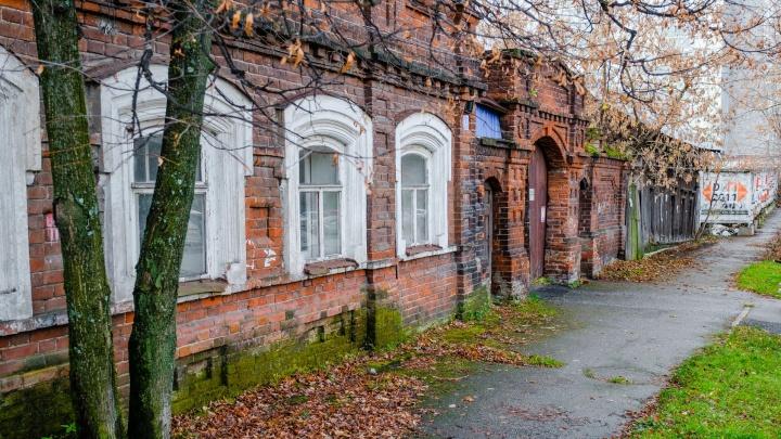 Особняк мещан Лихачёвых на улице Окулова планируют снести. Что будет на его месте? Отвечают в Минимущества