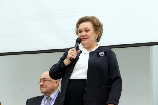 Медведева руководила вузом с 2013 года