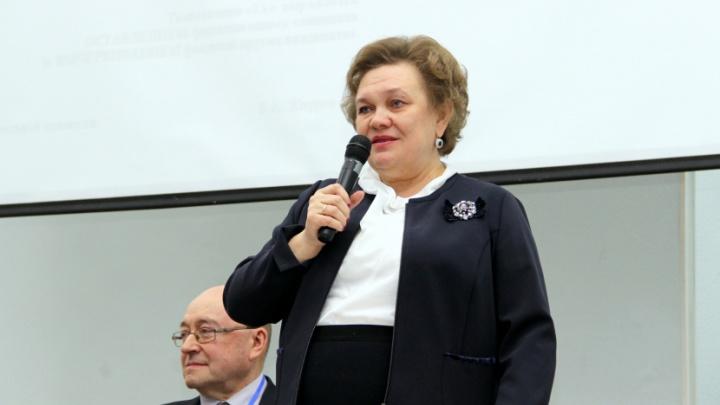 Скончалась ректор тюменского медуниверситета Ирина Медведева