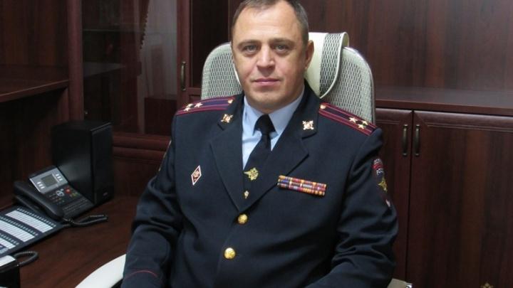 В Волгоградской области отправлен в отставку начальник УМВД России по городу Волжскому