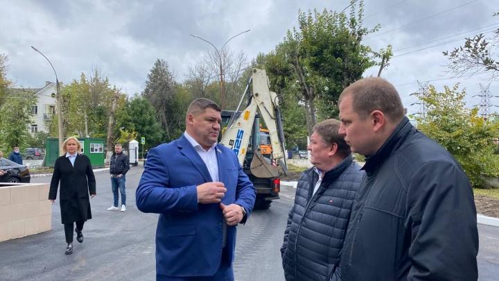 В Ярославле завершился ремонт разворотного кольца для скорых «Соловьевки»