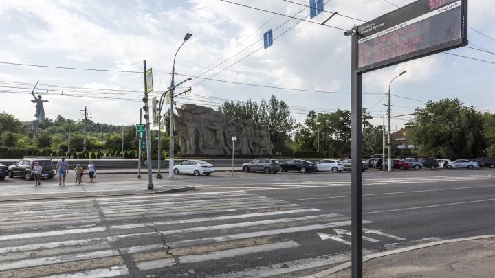 Пошла жара! Смотрите, какой температурный ад показывают градусники в Волгограде