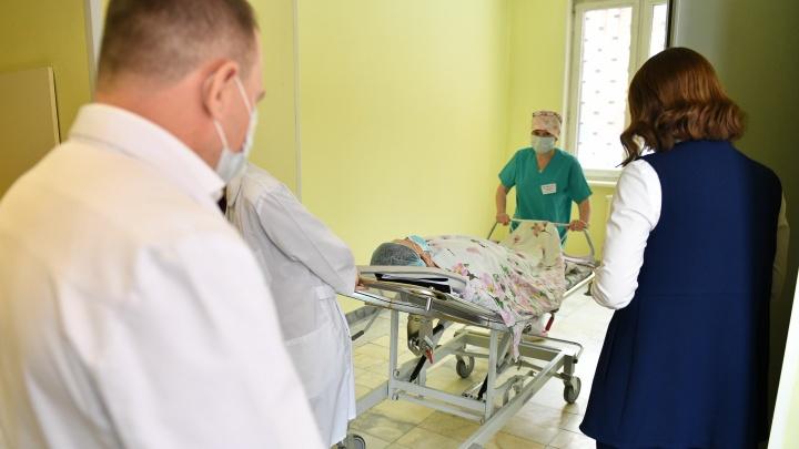 В Свердловском онкодиспансере закрыли на прием отделение из-за пациента с коронавирусом