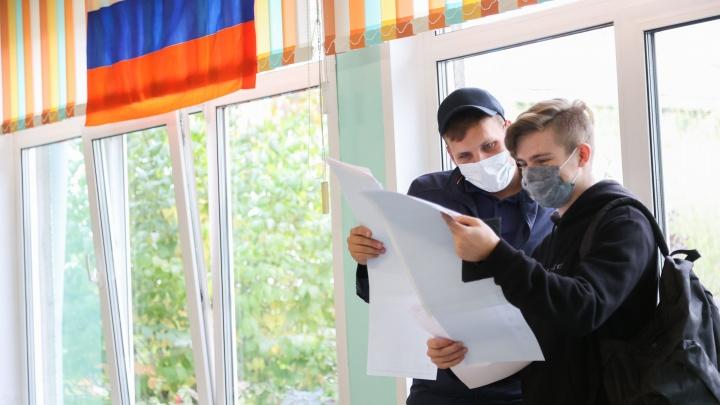 Киров голосующий: фоторепортаж с избирательных участков