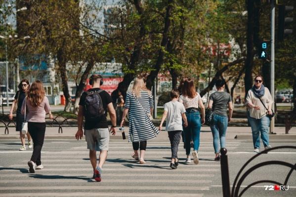 Население в Тюменской области растет стабильно, но стареет