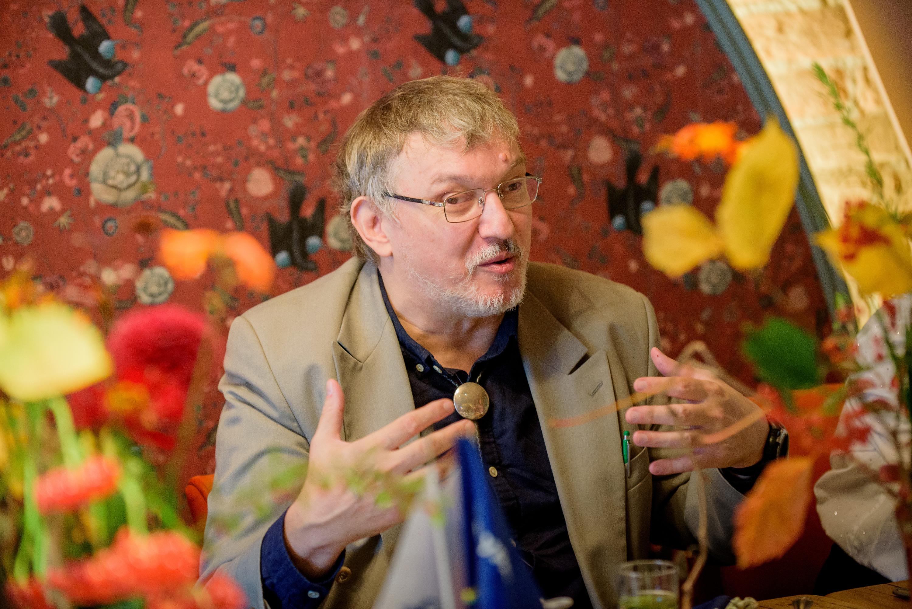 Юрий Кузнецов, журналист