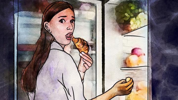 «Желчью прожгло пищевод»: как живет человек с анорексией и почему врачи пугают смертью