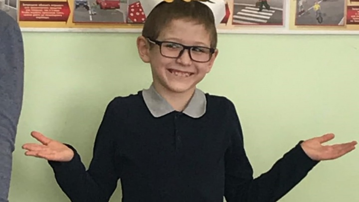 «Хорошо учится, никогда не убегал». В Екатеринбурге пропал 10-летний мальчик