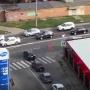 В Краснодаре на улице Уральской изменили схему движения на перекрестке, где в ДТП погибли три девушки