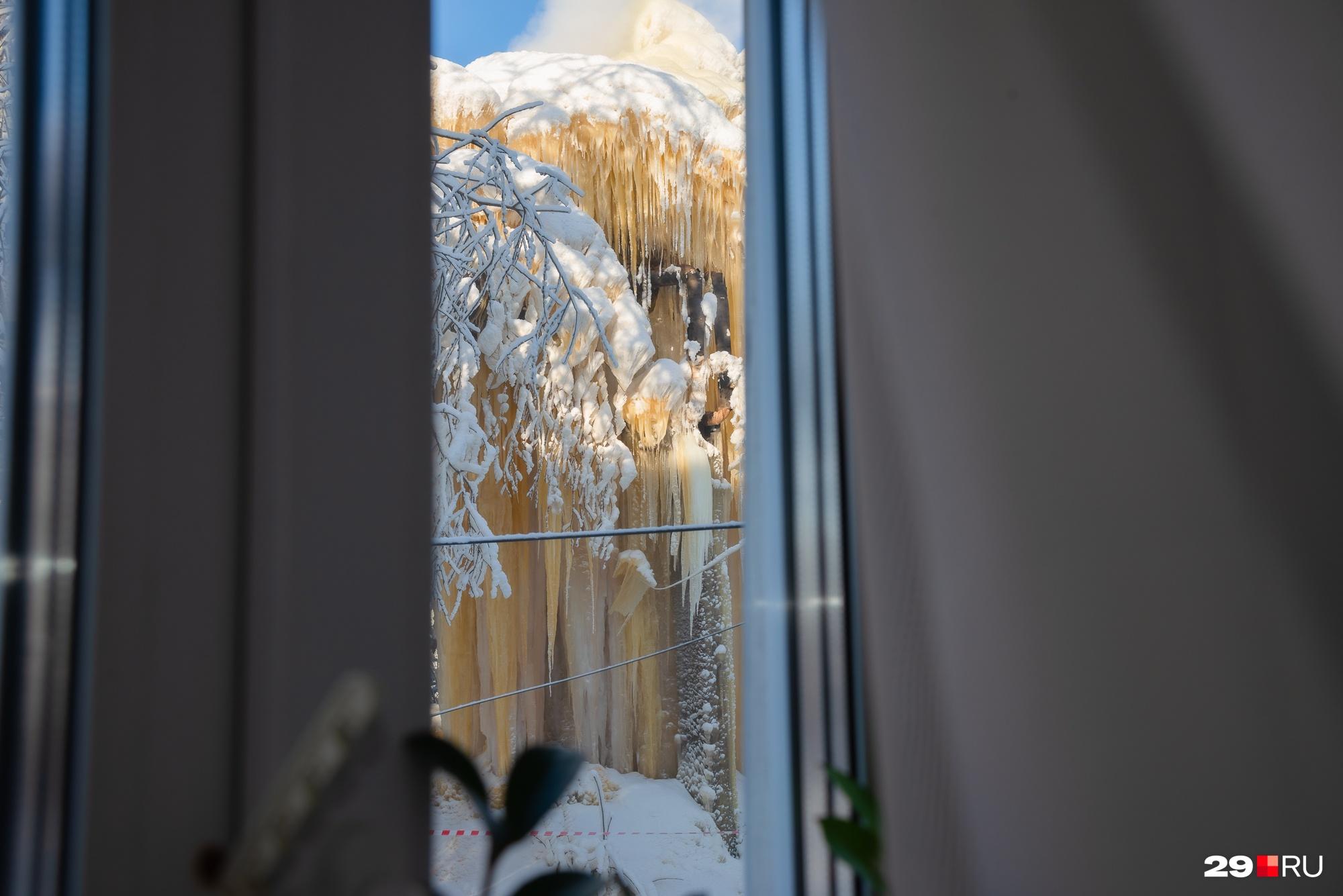 Говорят, вид из окна — повод повысить стоимость жилья. Это не тот случай