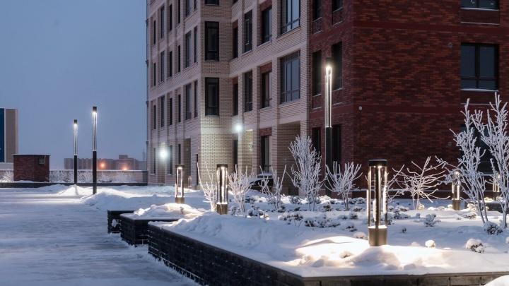 Новосибирцы раскупают квартиры в ЖК с интеллигентным названием — локация стала новым центром города