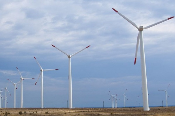 Ветряные электростанции с оборудованием таганрогской фирмы установлены в Каменском, Азовском и Верхнедонском районах Ростовской области