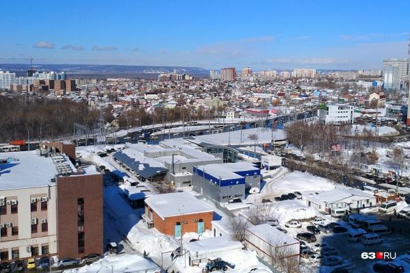 На пересечении Московского шоссе и Авроры построят тоннель