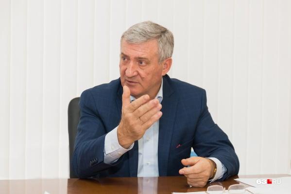 Владимир Филипенко возглавляет УГООКН с июня 2015 года