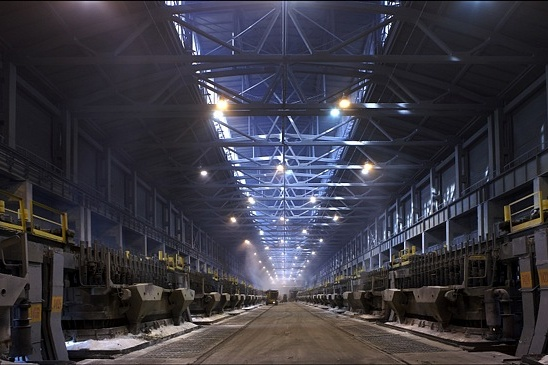 Перед модернизацией на каждый из заводов сделают отдельный проект