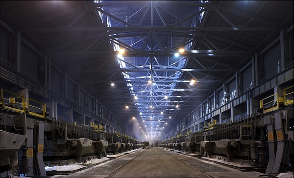 На Красноярском алюминиевом заводе готовятся заменить устаревшие электролизеры. Что нас ждет