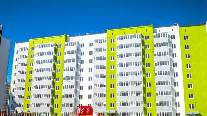 С начала года «СтройПанельКомплект» ввел в эксплуатацию два дома со значительным опережением сроков