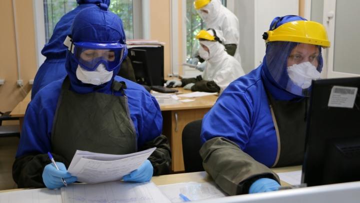 За сутки 17 тюменцев скончались от коронавируса