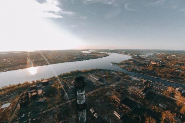 Завод собираются построить в северной части Маймаксы