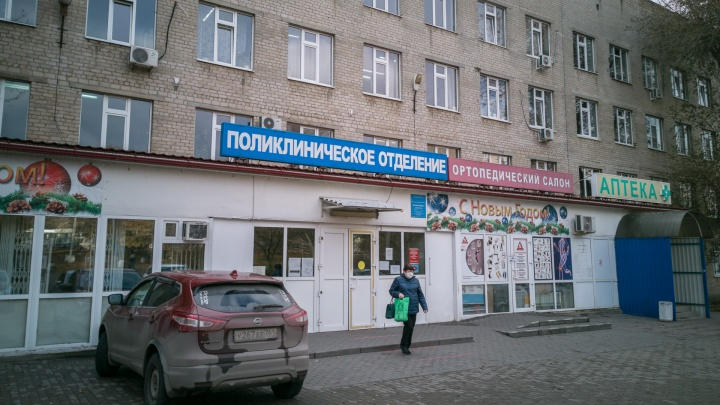 Главный ковидный госпиталь Ростова заказал капремонт за 414 млн рублей